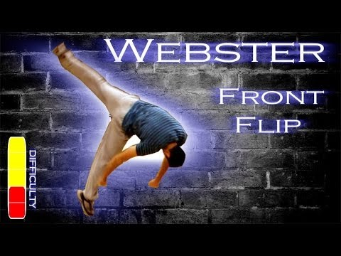 Free Running Flip How to WEBSTER Front F...
