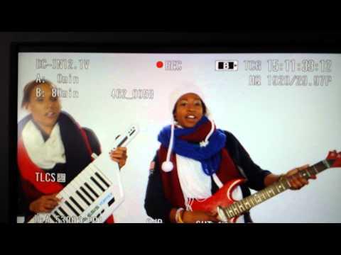 Bobsled Lolo Jones, Jazmine Fenlator NBC promo