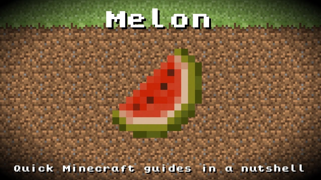 minecraft how to make a glistering melon 1.7.2