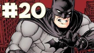 BATMAN Arkham City Gameplay Walkthrough Part 20