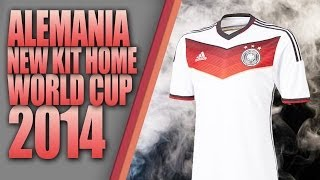 ALEMANIA NEW KIT HOME WORLD CUP 2014 [ PES 2013