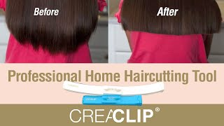 Professional Home Haircutting Tool- CreaClip