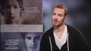 Michael Fassbender Interview: Jane Eyre