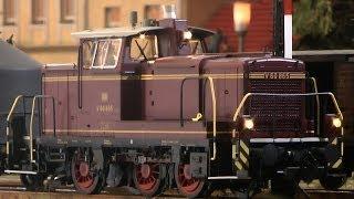 Diesellok V 60 865 Busecker Spur 0 Tage Modelleisenbahn