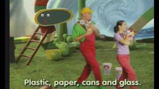 Clean And Green, English Time Songs