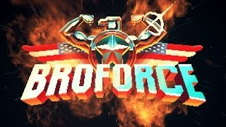 Broforce February Update Trailer