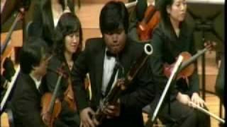 La Folies d'espagne - Marin Marais bassoon - Min-Ho Lee view on youtube.com tube online.