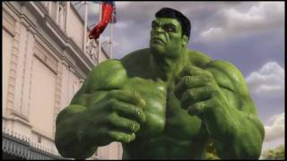 Marvel Super Heroes 4D Movie At Madame Tussauds London