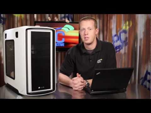 Corsair Special Edition White Graphite 600T Case Review - PC Perspective