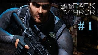 Syphon Filter: Dark Mirror - PSP - Gameplay - ¡Aterrizaje! - Parte # 1 view on youtube.com tube online.