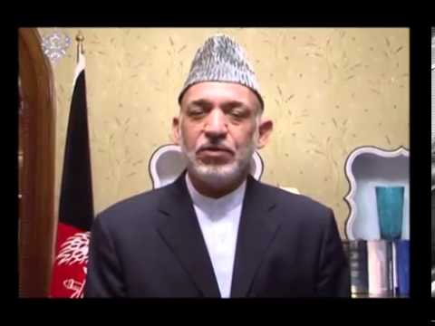 President Karzai's message to the people of Afghanistan on victory of our Football National Team