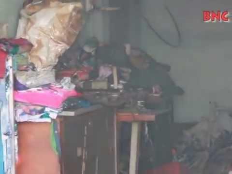 Vụ cháy hàng loạt ki ốt ở Bến Bình Đông, quận 8, TPHCM.