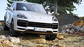 Porsche Cayenne Turbo (2018) Features, Driving, Design