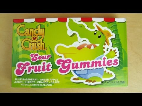 Real Candy! Plus, All the Weirdest Candy Crush Items You Can Buy