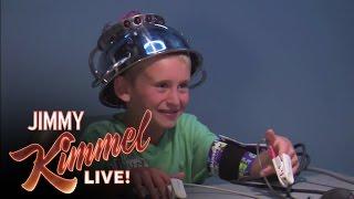 Jimmy Kimmel Lie Detective #3