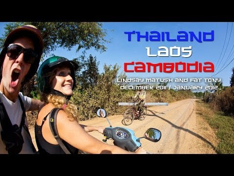 Traveling in Thailand, Laos, and Cambodia