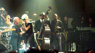 "Sting's 60th Birthday W/ Lady GaGa ""Every Breath You Take"