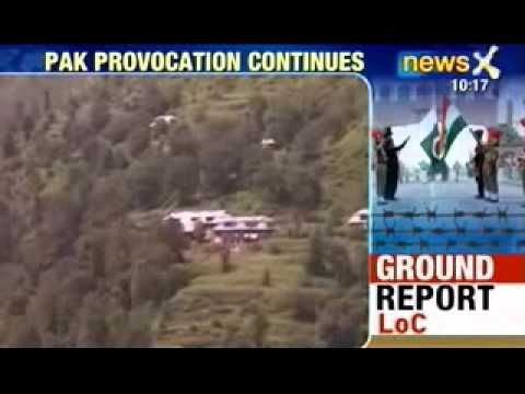 India vs Pakistan Army: Pak continues to violate ceasefire, NewsX at LoC