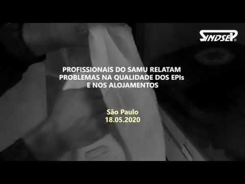 SAMU | Os riscos que os profissionais enfrentam enquanto aguardam chamados