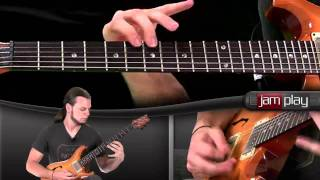 "Guitar Lesson ""Django Reinhardt Inspired Chromaticism"" By Emil Werstler"