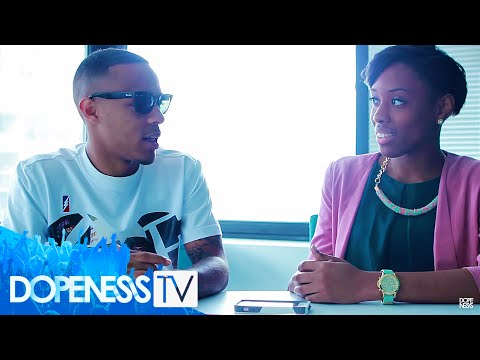 Bow Wow Dopeness Mag Interview W  Christine OTDS