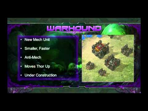Blizzcon 2011 Starcraft 2 Multiplayer Part 2