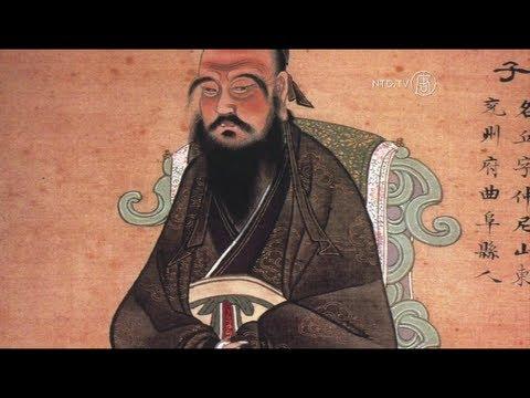 Văn hóa Trung Hoa - Khổng Phu Tử