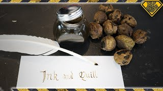 How To Make Ink from Walnuts