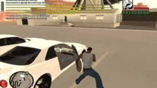 GTA San Andreas Nissan Skyline GT-R Mod