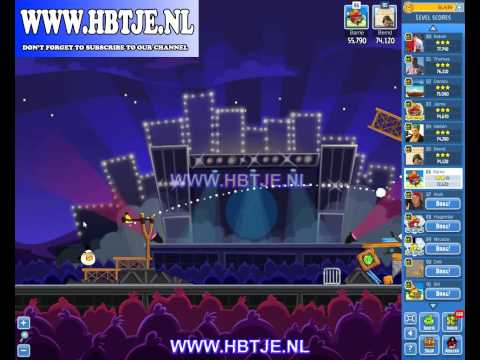 Angry Birds Friends Tournament Level 4 Week 69 (tournament 4) Rock in Rio no power-ups