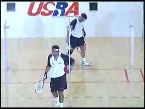 2001 Hilton US Open: Quarterfinal #1 - Mike Guidry vs Ruben Gonzalez