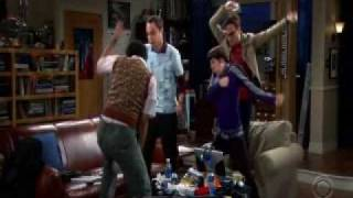 The Big Bang Theory Best Cold Opening Season 1