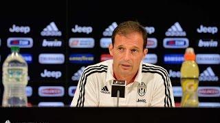 Le parole di Allegri alla vigilia di Juventus-Udinese - Allegri's pre-match Udinese conference
