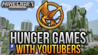 Minecraft (Xbox 360) HUNGER GAMES W/ Other rs