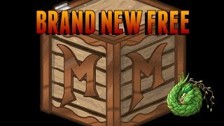 NEW Free Bronze Pack Miscrits