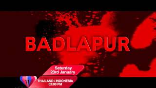 Badlapur Big Bang Movie on Zee TV APAC