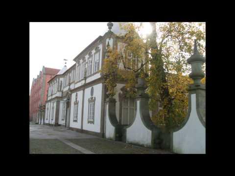 Palácio do Freixo no Outono