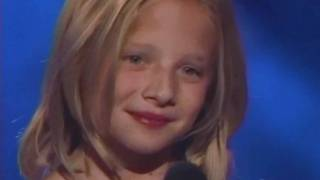 AGT  Audition Jackie Evancho (August 10 2010