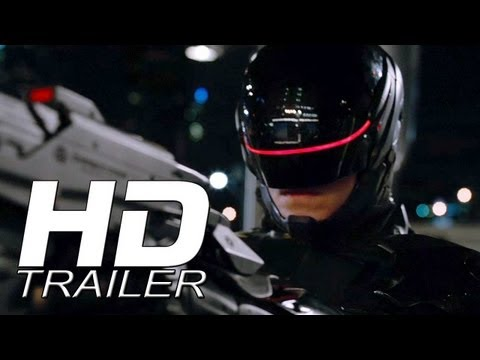 RoboCop Official Trailer - Joel Kinnaman