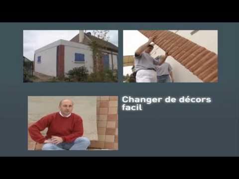 Panneaux Imitation Pierre Plaquette De Parement Mur