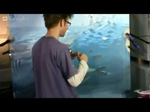 Mural joe live youtube for Mural joe painting