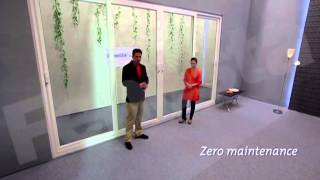 Zero maintenace - Windows and Door Solutions fom Fenesta