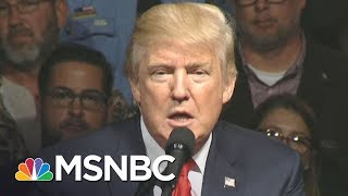 Donald Trump Doesn't Understand What Quotation Marks Are For | All In | MSNBC