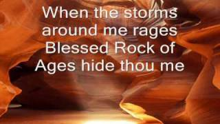 Hide Me Rock Of Ages By The Chuck Wagon Gang (with Lyrics