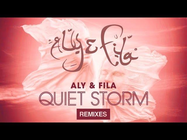 Aly & Fila - Quiet Storm (Remixes) [OUT NOW!]