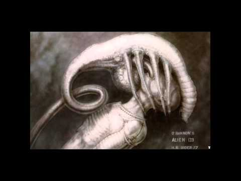 HR Giger Art Compilation