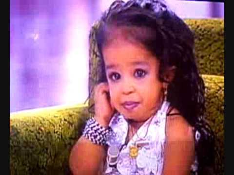 entrevista pequeña niña
