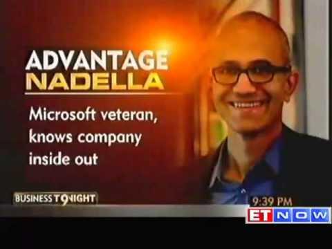 Satya Nadella likely to be next Microsoft CEO