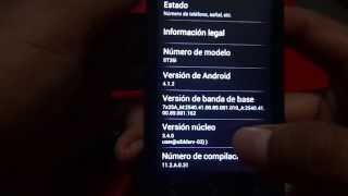 Sony Xperia J St26 Actualizacion Manual 4 1 2 Jelly Bean