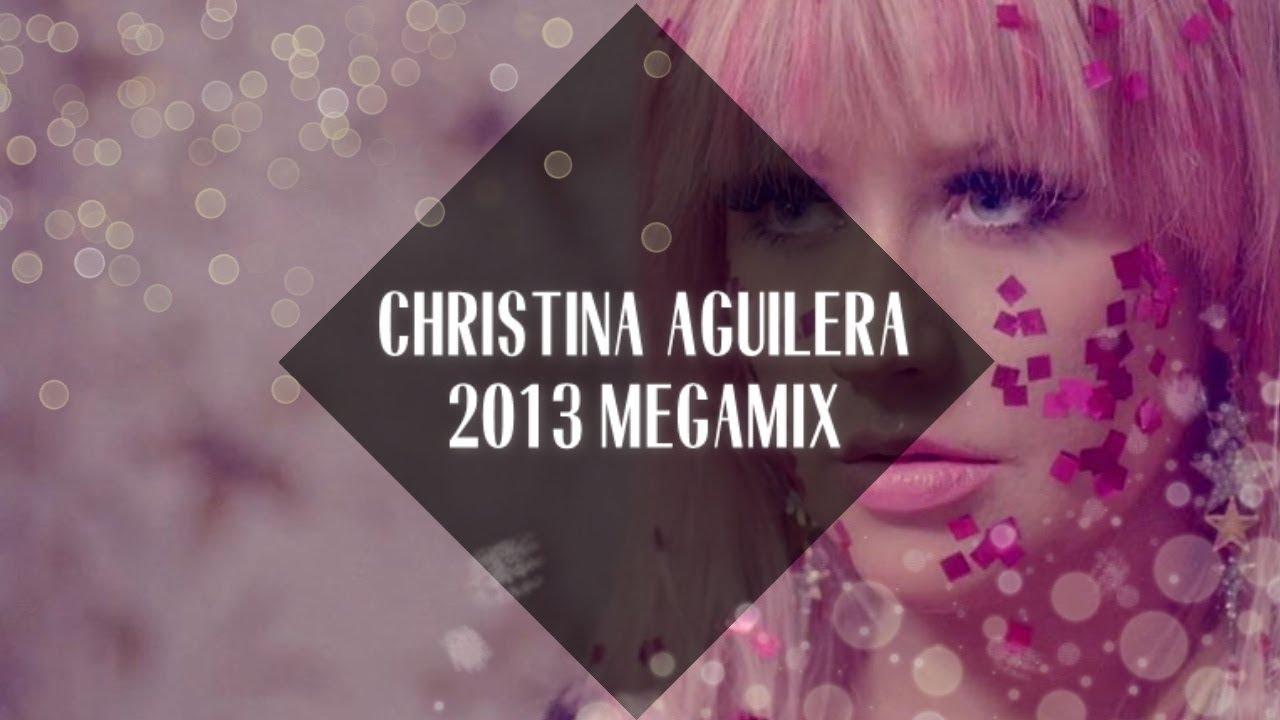 Christina Aguilera The Xtina X Tended Megamix 2013